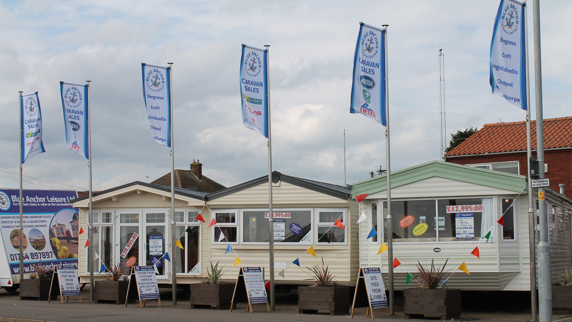 Sea Lane Caravan Sales - Caravans For Sale Skegness